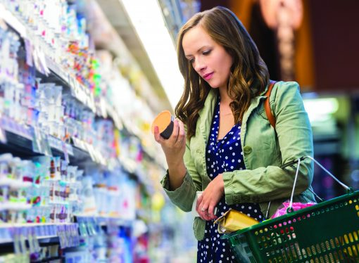 Shoppers hold back spend in grocery sector in anticipation of holiday season