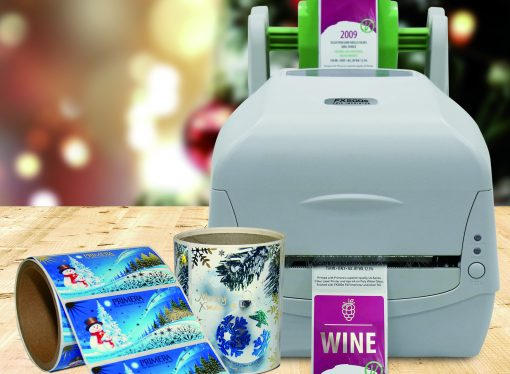 Enter the Christmas season with the perfect Primera label printing solution
