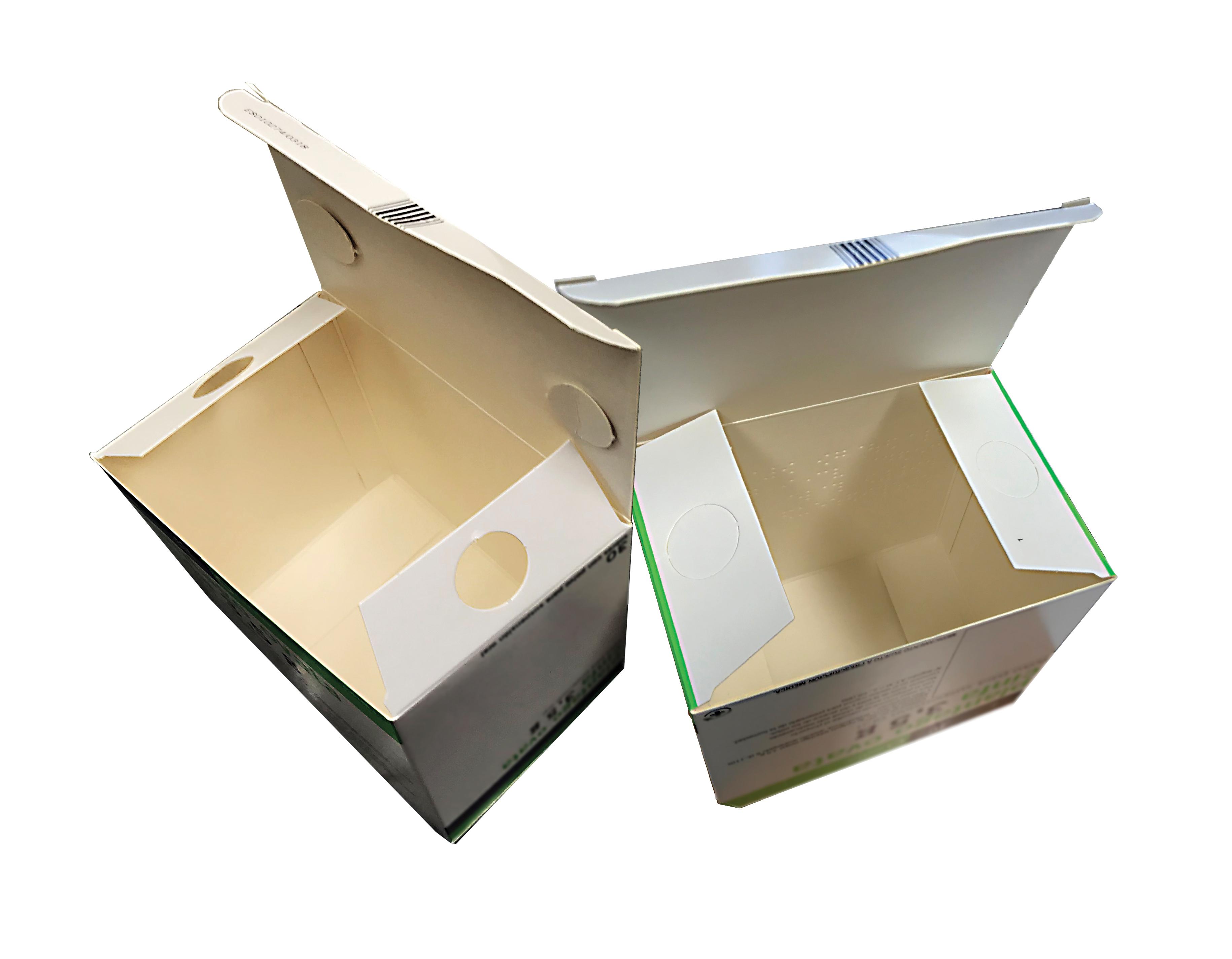 Tamper Evident Boxes